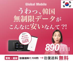 【韓国WiFi】申込