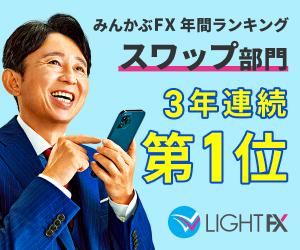 LIGHTFXで口座開設