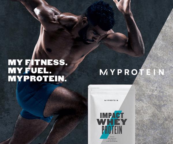 Myprotein(マイプロテイン)新規購入者向け