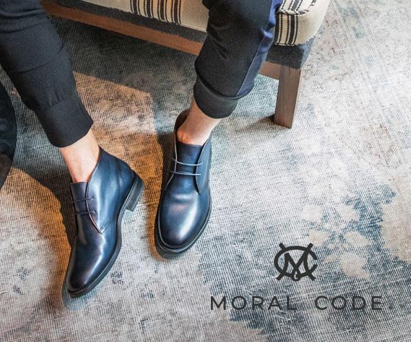 moral code(モラルコード)グッドイヤーウェルト